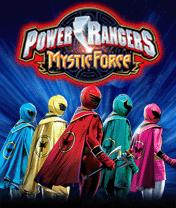 Java game: Power Rangers Mystic Force