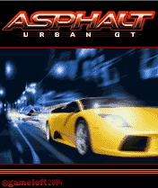 Java game: Asphalt Urban GT
