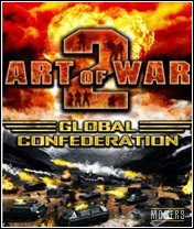 Download java game: Art of War 2