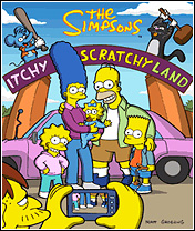 Download java game: The Simpsons 2