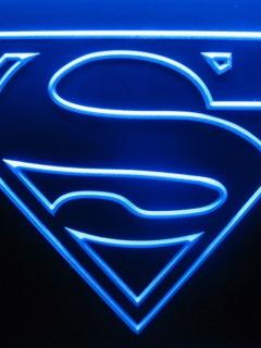 Superman sign