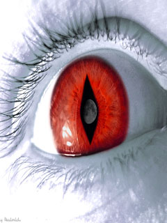 Eye of devil