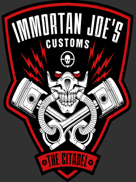 картинка Immortan Joe's Customs