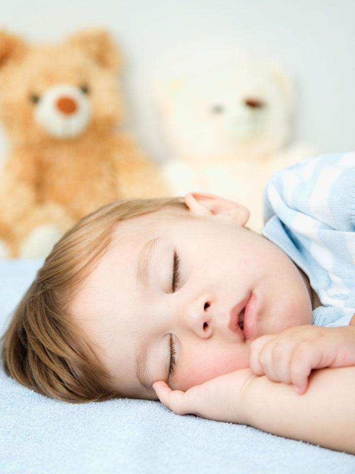 Картинка сонные дети