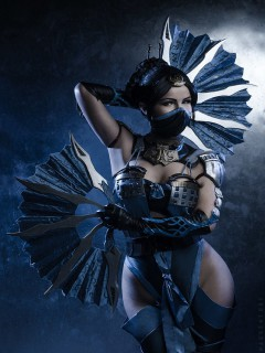 Kitana MK Fighters Mortal Kombat