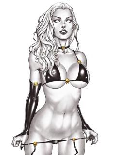 Секси девушки рисунок