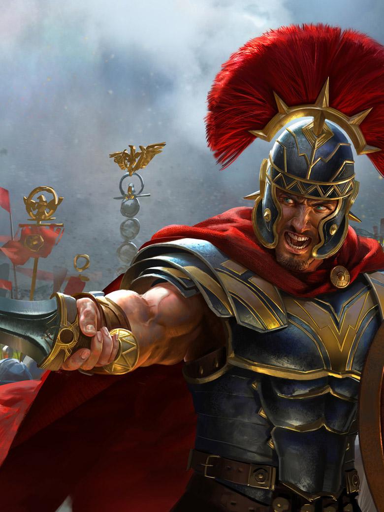 Картинка римский центурион