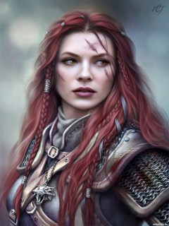 Witcher Rhona