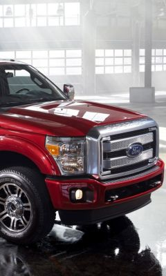 2012 Ford Heavy Duty