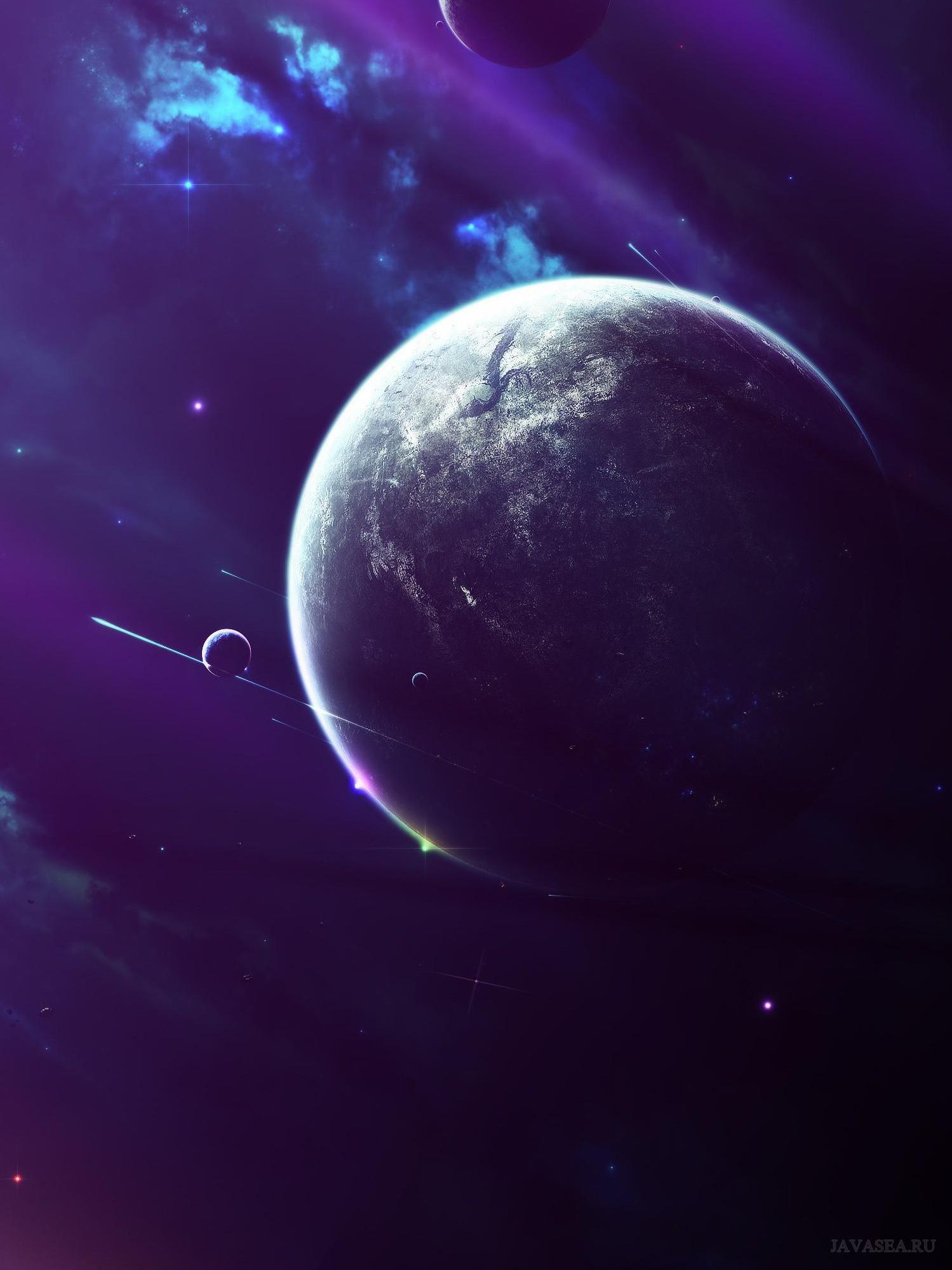Скачать картинки космоса на телефон бесплатно