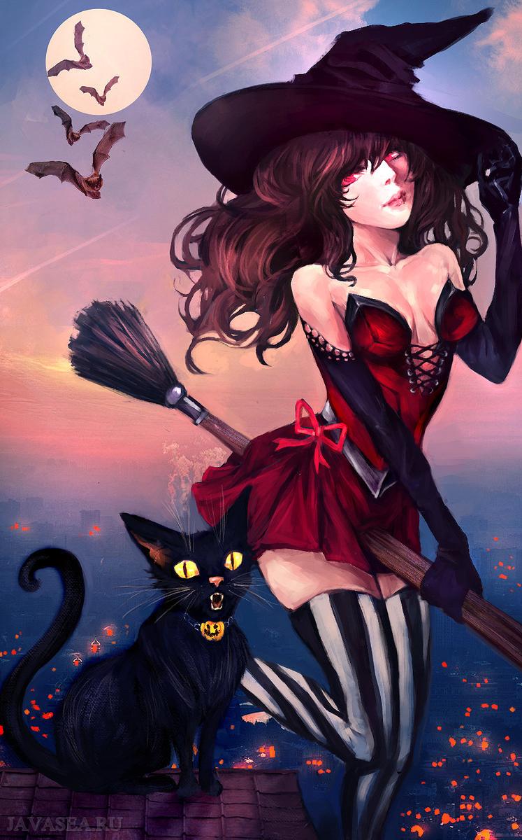 картинки моя прекрасная ведьмочка цвет притягивает состоявшихся
