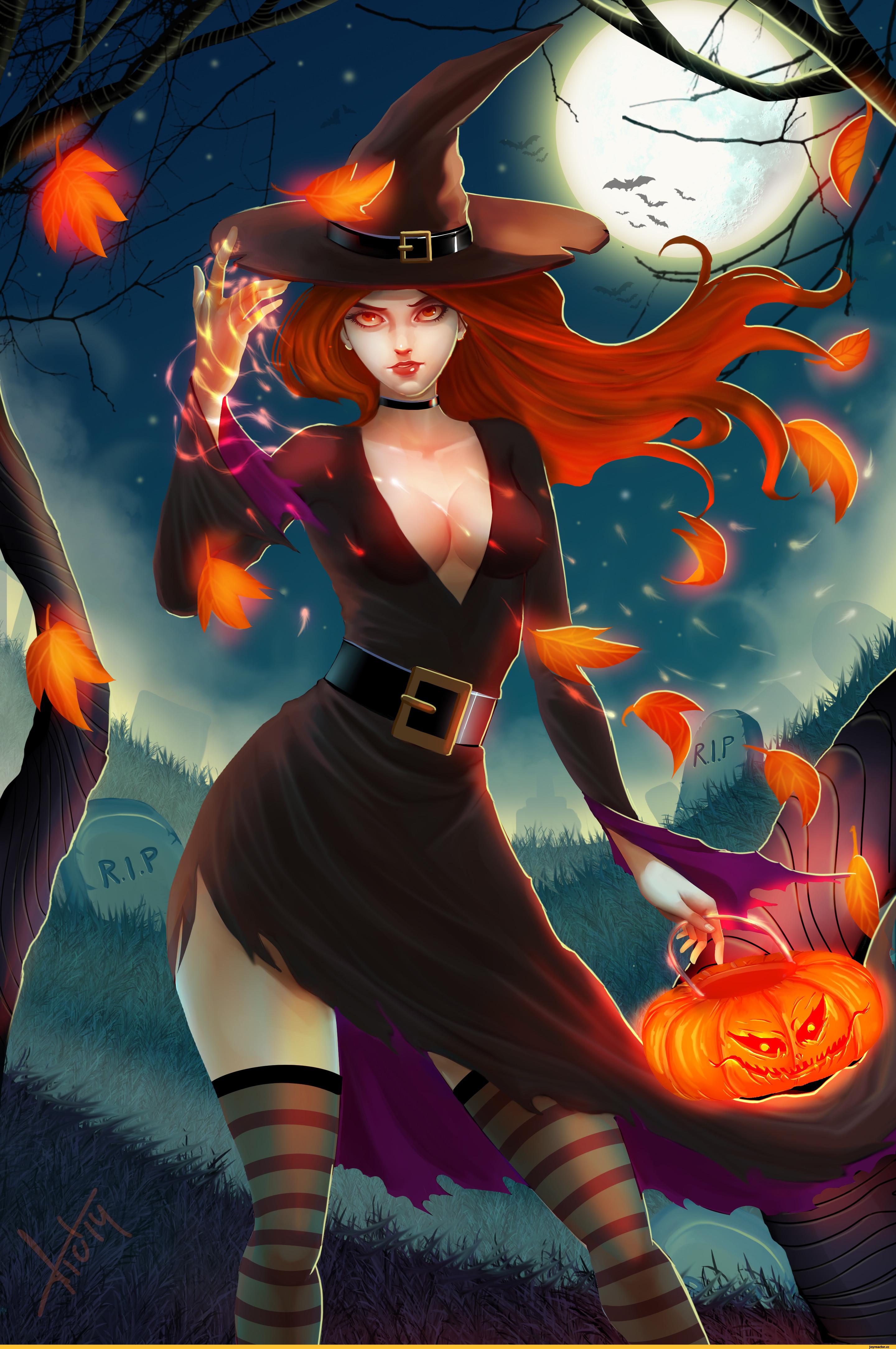 Картинки красивых ведьмочек, смешные картинки крутые