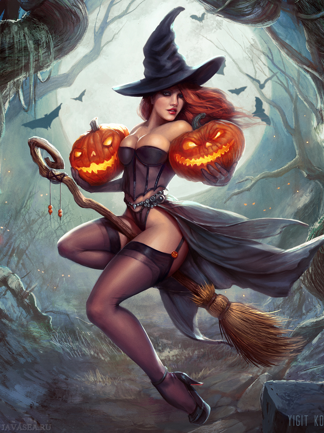 Nude Witch Pics