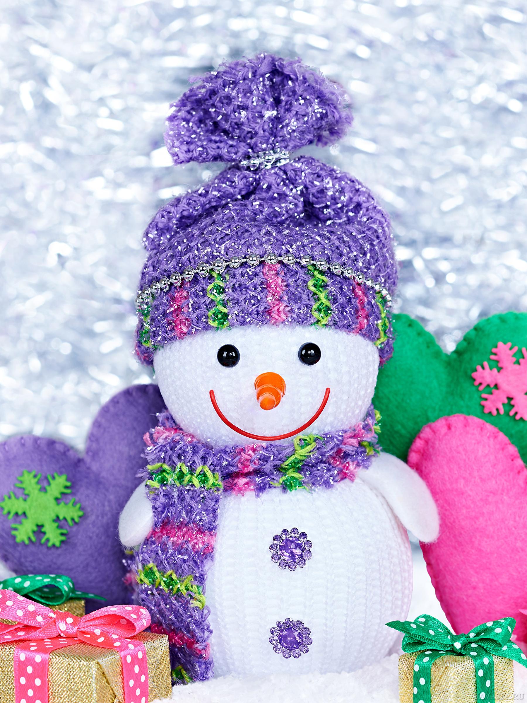 новый год снеговик картинки красивые на телефон крутой нрав изображениях