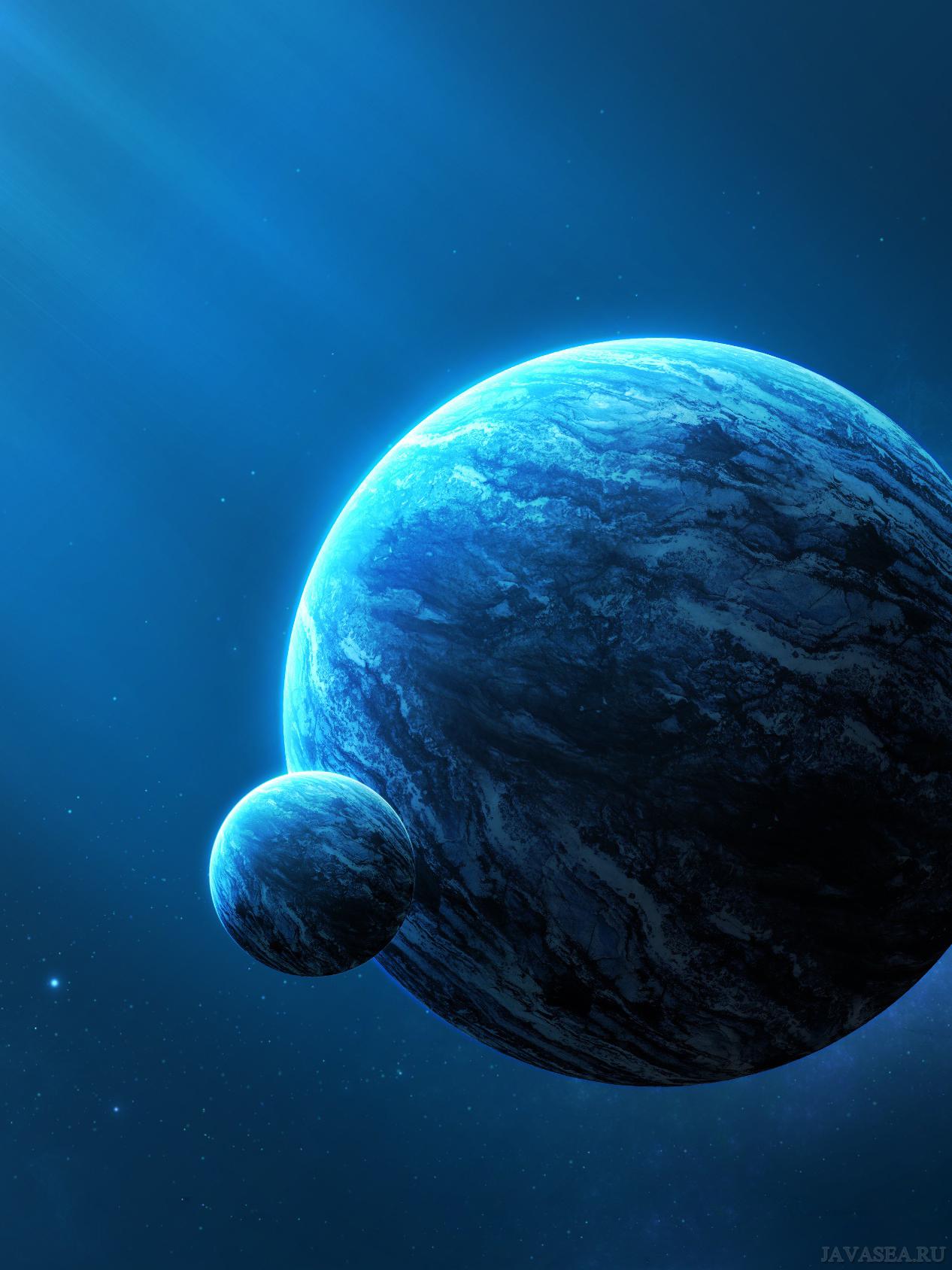 покажи картинки планет протяжении трех лет